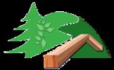 Logo route du bois