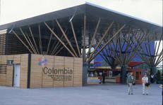 kolumbianischer pavillon